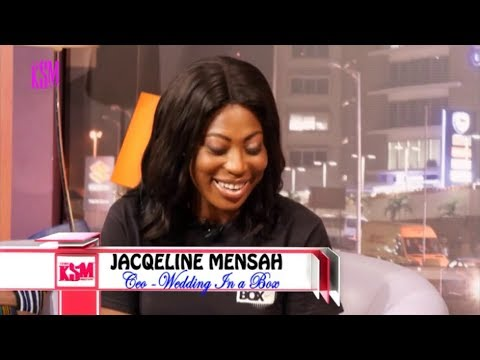 KSM Show- Is all about Weddings with Jacqeline Mensah
