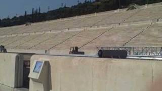 Panathinaiko Stadium Athens, Greece July, 2009