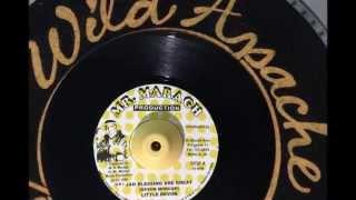 Little Devon - Jah Blessing Are Great (Murder Style Music)