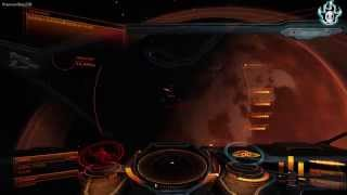 Elite Dangerous - Deep Space Jazz Trade Run with an hilarious ending