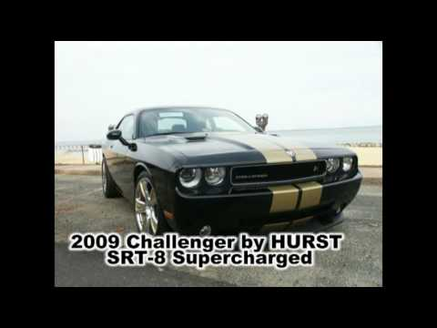 2009 Challenger by HURST. SRT-8 Supercharged. Series 4 HURST/6.1L  #15 out of 48