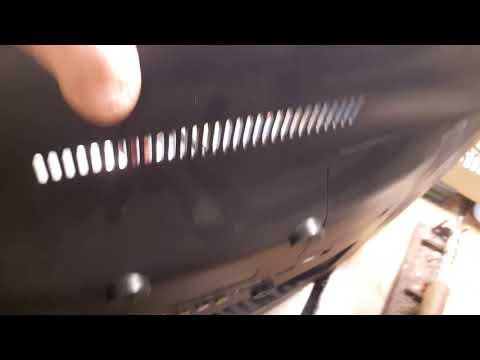 Установка скалера D3663LUA.A81 DVB-T2/T/ телевизор CHANGHONG