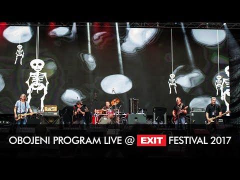 EXIT 2017   Obojeni Program Svaka definicija gubitak je slobode Live @ Main Stage