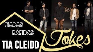 JOKES - PIADAS RÁPIDAS #1