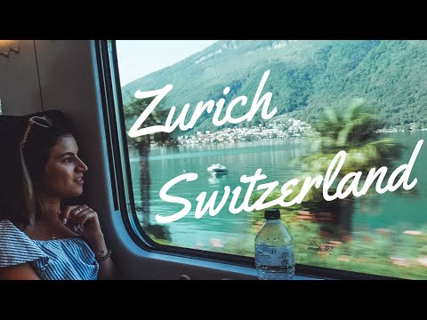 Zurich, Switzerland - Travel Vlog || Lumix G7 2019