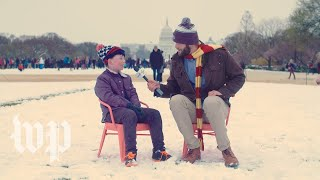 Snowball fight | Short Takes