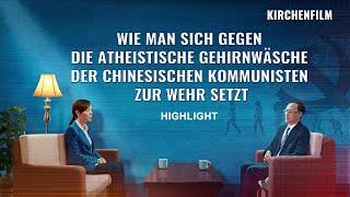 Wie sich die Christen gegen die atheistische Gehirnwäsche der KPCh zur Wehr setzen