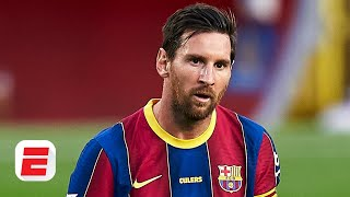 Lionel Messi is right to be upset about Barcelona's handling of Luis Suarez - Laurens | ESPN FC