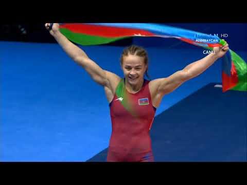 Mariya Stadnik - Qızıl Medal !!! Minsk, 28.06.2019 !!! - 1-ci Hissə ...
