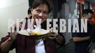 Download SEHARI BERSAMA RIZKY FEBIAN DI LOKASI SYUTING