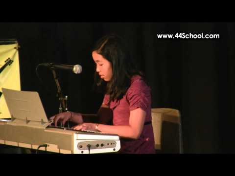 Vanisa K 44 School of Music Fall Concert 2012 Piano Lessons