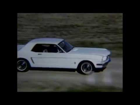 First Generation Ford Mustang 1965 Mustang | AutoMotoTV