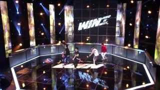 [WIN : WHO IS NEXT] TEAM B 1st Battle Round 2 (Dance Battle) - 그xx (That XX) & Crayon - G-DRAGON