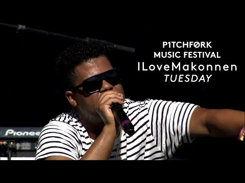 ILoveMakonnen performs