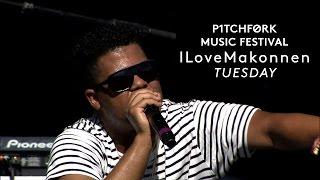"ILoveMakonnen performs ""Tuesday"" - Pitchfork Music Festival 2015"