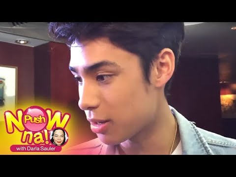 """Push Now Na: Donny Pangilinan clears """"gamitan"""" issue with Kisses Delavin"""