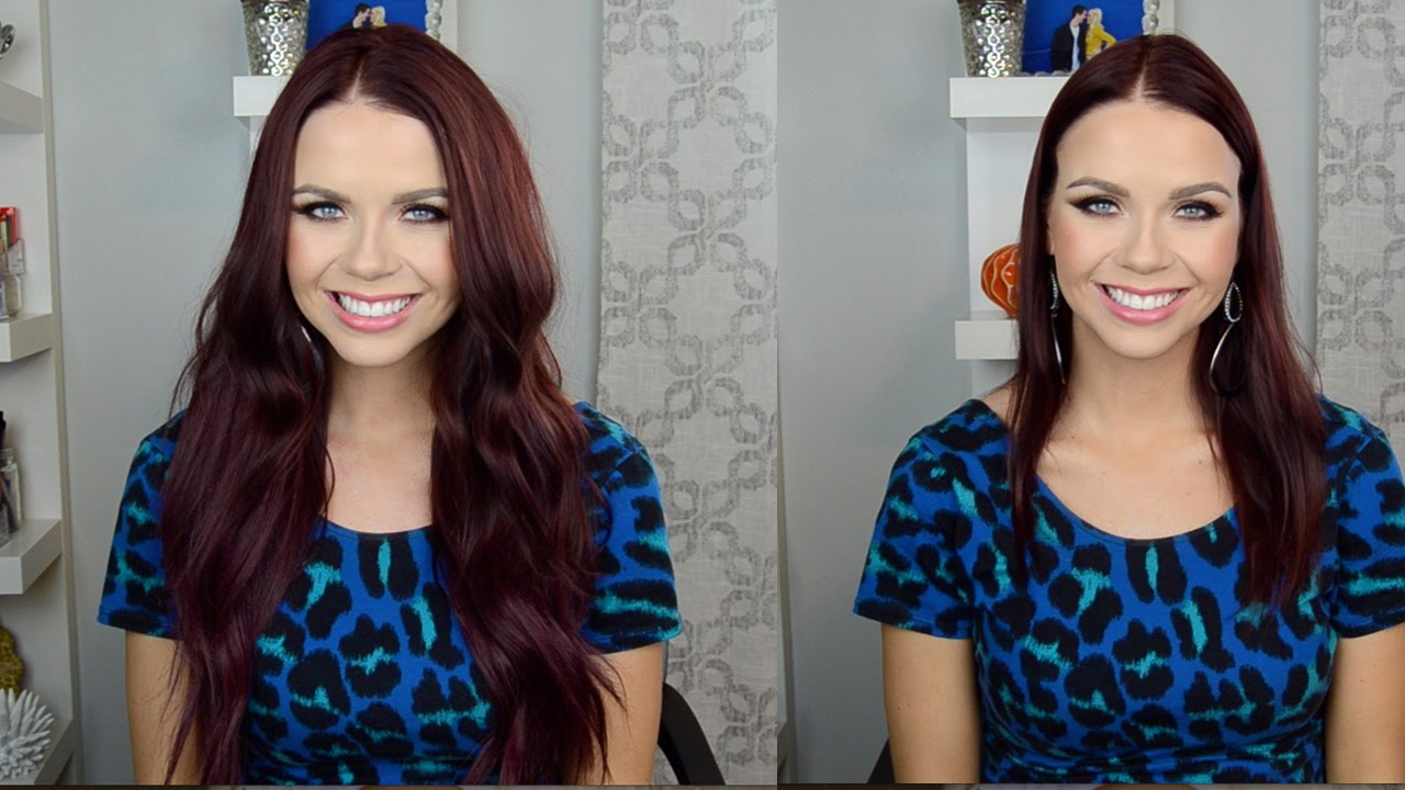Clip in hair extension review tutorial jaymie minarik youtube clip in hair extension review tutorial jaymie minarik pmusecretfo Choice Image