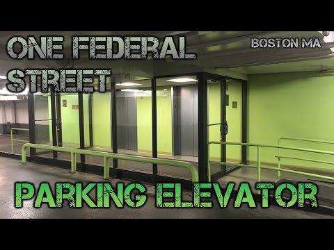 One Federal Street Parking Elevator - Boston MA