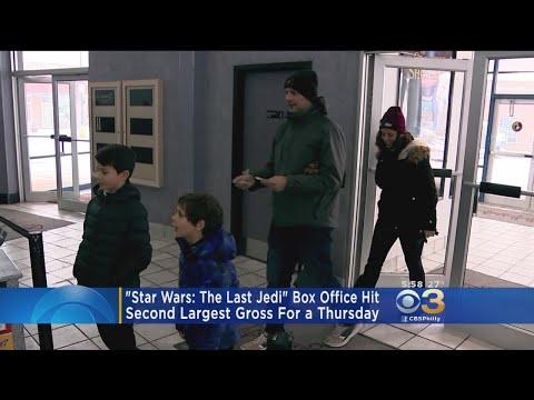 """""""Star Wars: The Last Jedi"""" Is A Box Office Hit"""