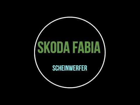 Skoda Fabia Ich Repariere Meinen Kabelbaum