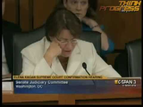 Klobuchar Hits Coburn For Saying America Was More Free When There Were No Women On The Supreme Court