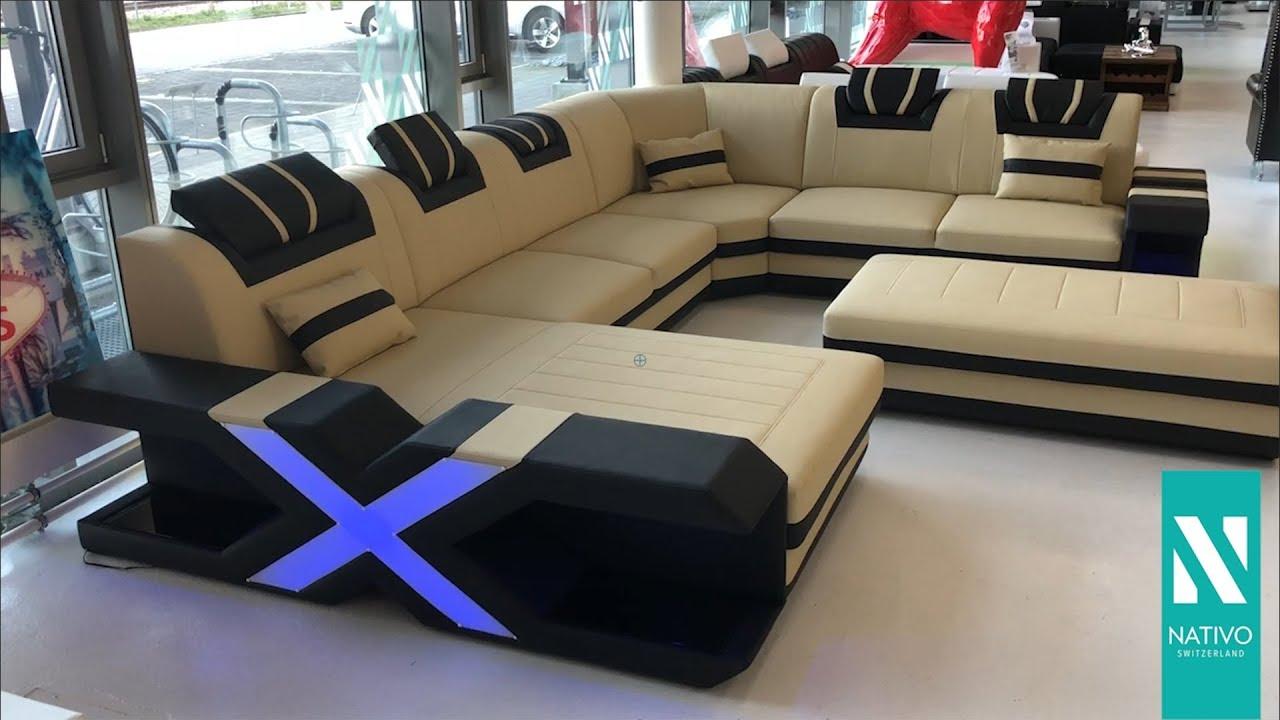 Nativo mobili italia divano di design mystique xxl con for Mobili di design d occasione