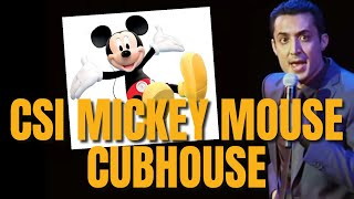 Riaad Moosa Comedy - CSI Mickey Mouse Clubhouse
