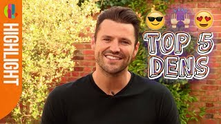 Mark Wright's Top 5 Dens👌 | The Dengineers