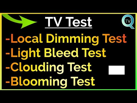 Helpful Local Dimming Torture Test| Ep.705