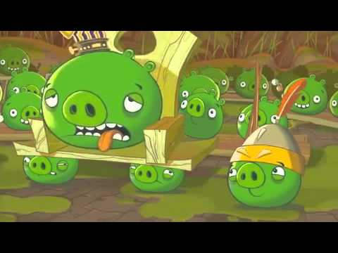 Angry Birds Seasons Year of the Dragon Animation Low Pitch 4/5