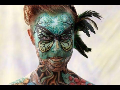 Body Art, Australian Body Art Carnivale 2013, Sunshine Coast
