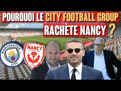 Pourquoi le City Football Group veut racheter l'AS Nancy Lorraine ?