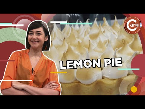 La receta perfecta del lemon pie