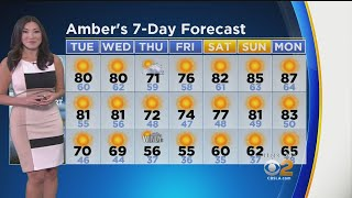 Amber Lee's Weather Forecast (Sept. 19) thumbnail