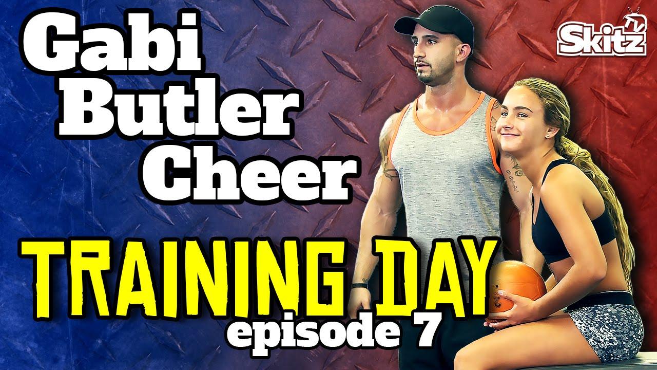Download Training Day   Episode 7   Gabi Butler Cheer