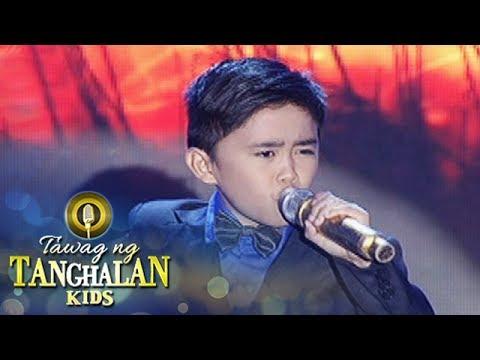 Tawag ng Tanghalan Kids: Mackie Empuerto | May Bukas Pa (Grand Finals)