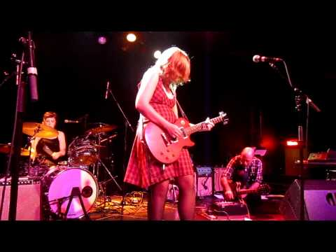 The Corin Tucker Band, Doubt, Showbox, Seattle, Oct 8, 2010, HD