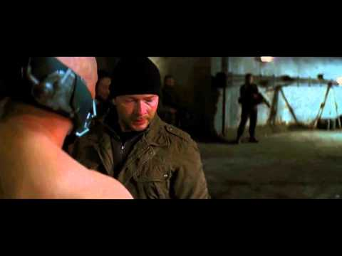 The Dark Knight Rises - Bane Why are you here ?  FULL HD 1080p