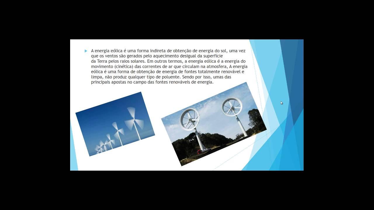 dd16d9bcc3f Vídeo aula - Energia Eólica - YouTube