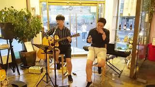 [너울:수원음악동호회] 2018, 6월공연-알콩달콩 (노래:나비잠 V.이형진 V.G.이태근)