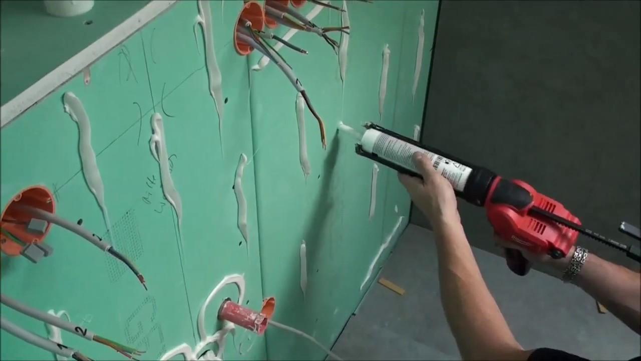 Resopal Spastyling Installation