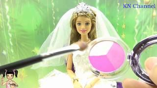 Thơ Nguyễn - Búp bê trang điểm làm cô dâu tuyệt đẹp