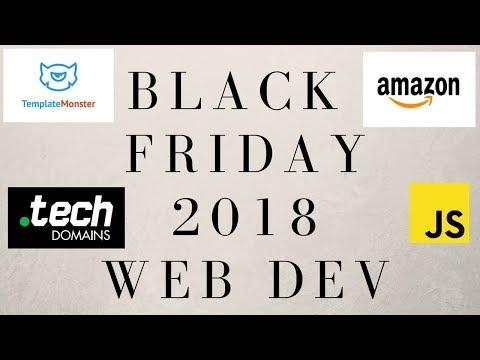 7 Must Have Web Developer Deals For Black Friday!