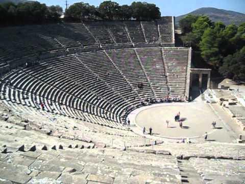 Greece its theatre