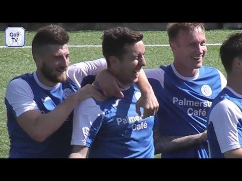 Ryan Conroy's goal v Annan