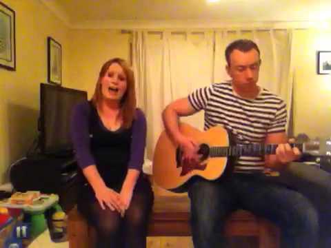 Give a little respect - (erasure) acoustic cover by Lamb Stu