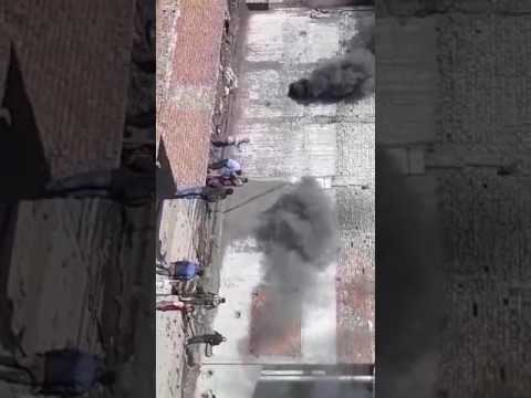 Amritsar Exclusive Video Factory on Fire Must Watch