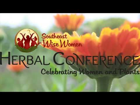 Sarah Thomas ~ Gems of Stone Medicine ~ Southeast Wise Women Herbal Conference