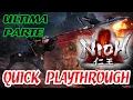 NiOh Playthrough ITA #20 - Epilogo: Gli occhi della regina