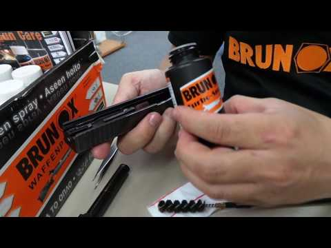 BRUNOX Gun Care Turbo Spray Oil